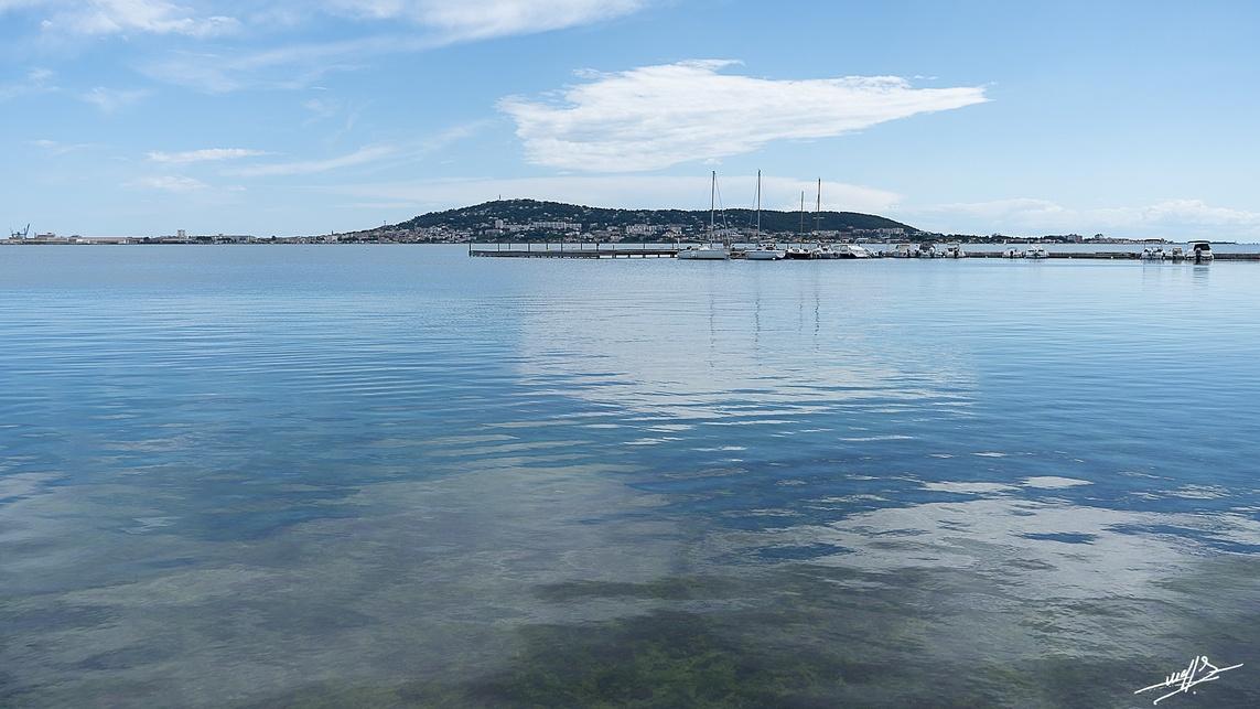 Balaruc les Bains: C'est pas la mer...