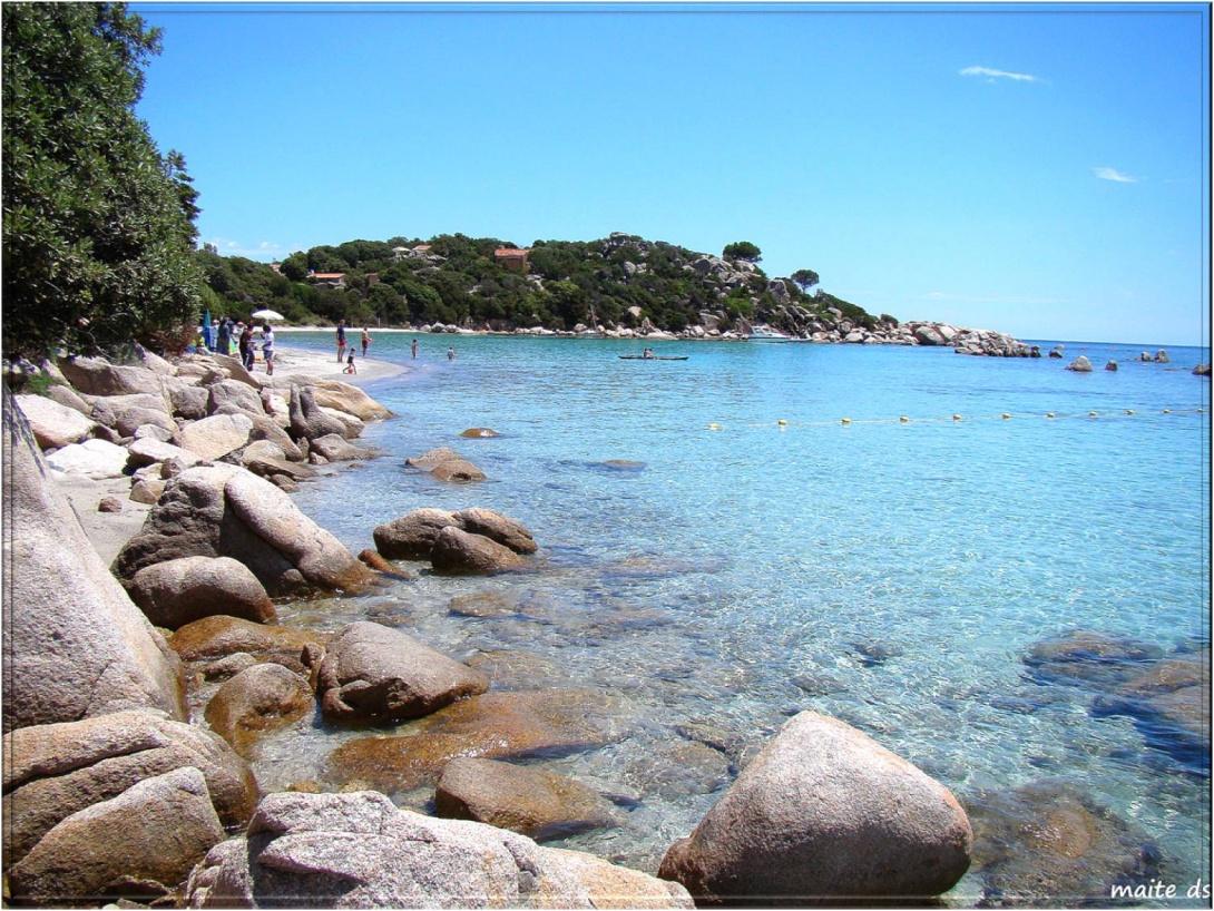 Plages du sud de la Corse