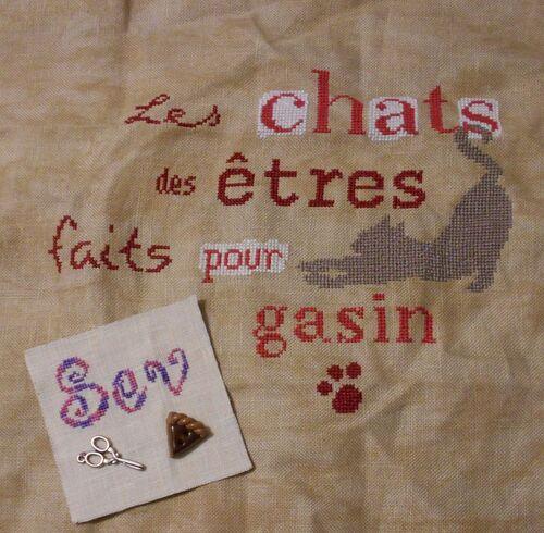 "SAL "" Les Chats"" - 8"