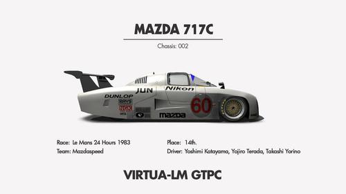 Mazda 717C