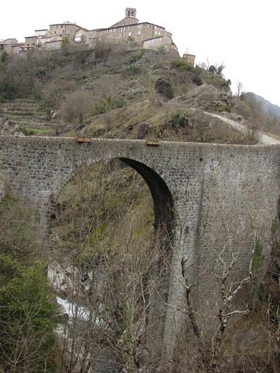 Antraïgues-sur-Volane (Ardèche)