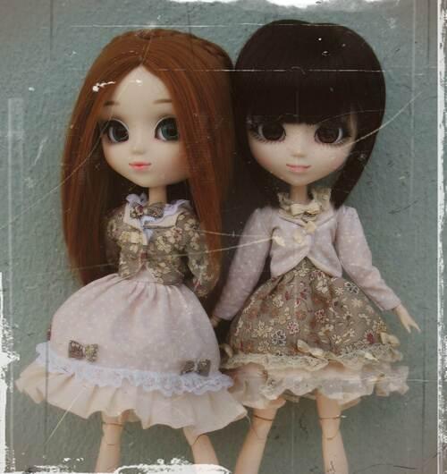 Sakura et Mariko