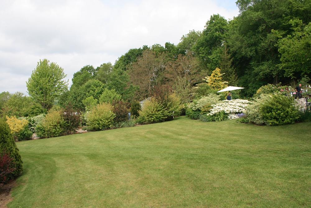 Le jardin des monterelles baboeuf 60 au fil de l 39 aisne for Agencement du jardin