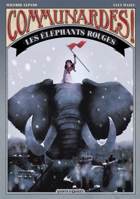 BD - Communardes ! Les éléphants rouges