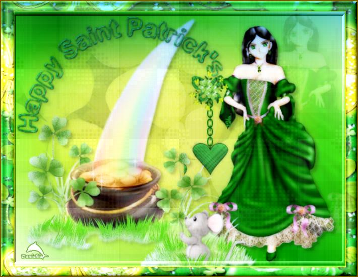Mes créations St-Patrick