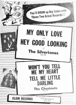 The Silvertones (1)