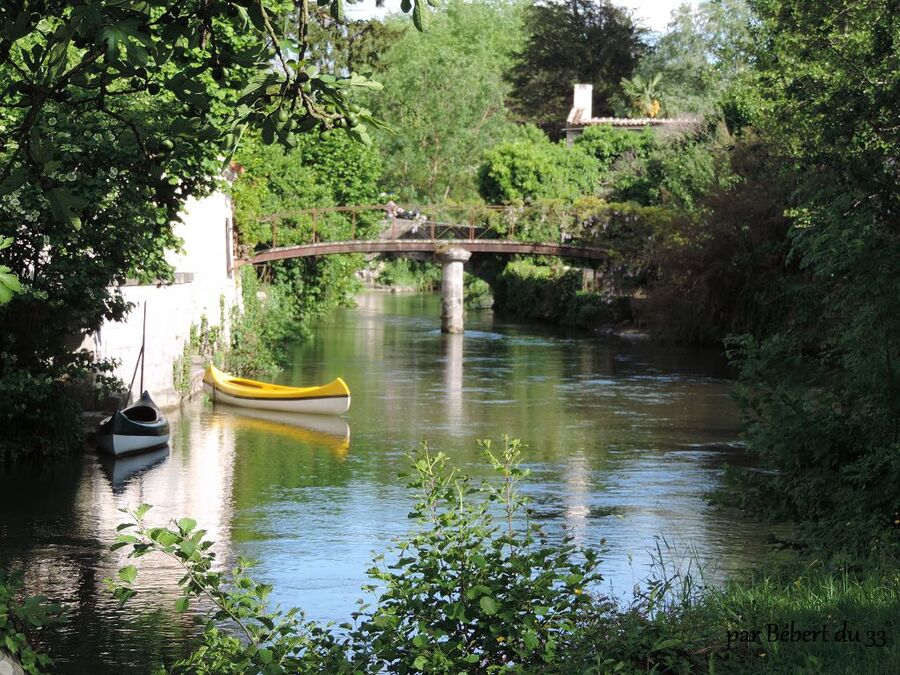 la rivière de la guirlande à Bassac  (16)