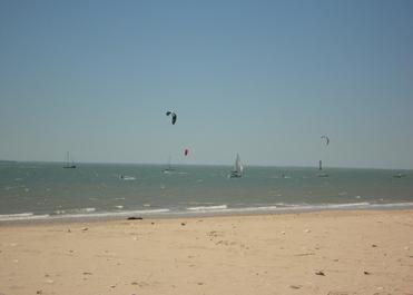 Sur la côte rochelaise