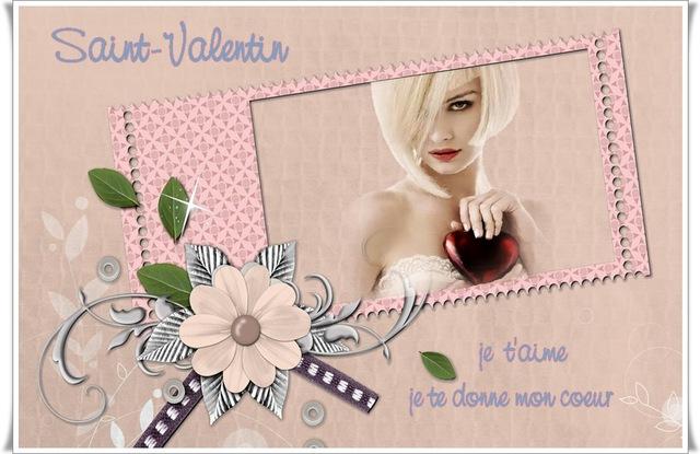 Pour St-Valentin