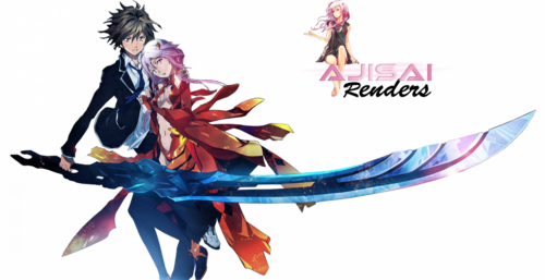 guilty crown inori shu void