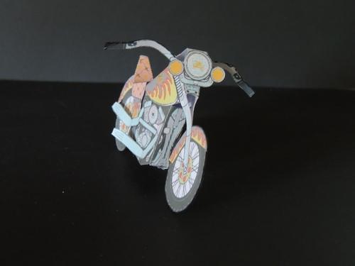 MOTO 3D HARLEY