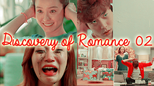 Discovery of Romance 02