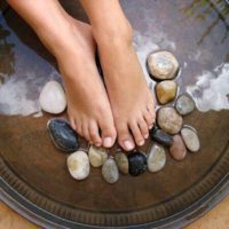 SANTE- les pieds en bonne forme
