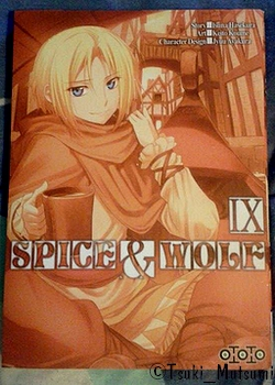 Spice & Wolf - tome 9
