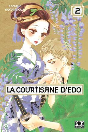 [Manga] La Courtisane d'Edo T.2 #28