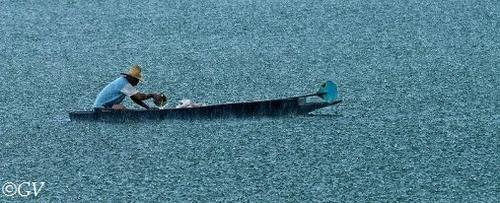 La mer d'ISAN !