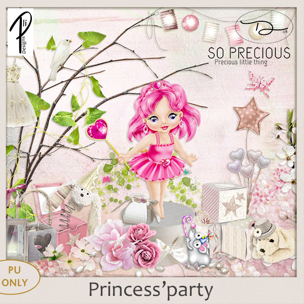 Princesses Party
