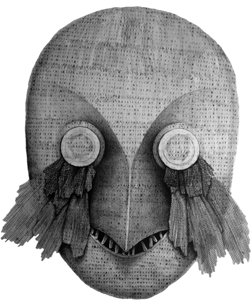 Masque #1 Matthieu Chiara