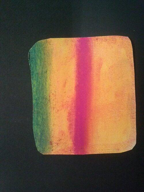 on a travaillé sur  le peintre Rothko