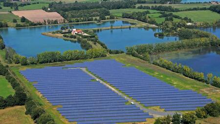 Bientôt deux parcs photovoltaïques géants dans le Morbihan