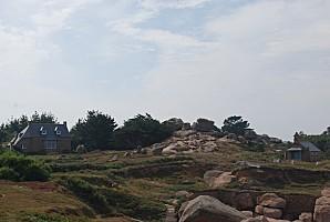 La côte de granite rose 009