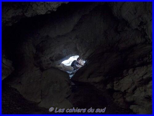Grotte d'argent