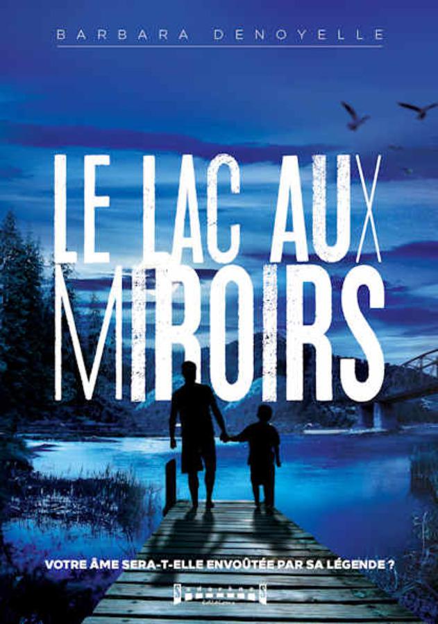 Photo  du livre: Le lac aux miroir par Barbara Denoyelle