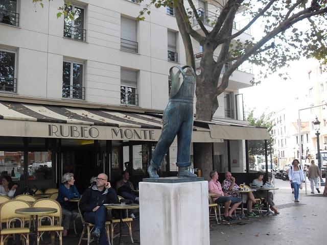 De Montrouge au Bld Raspail....