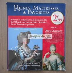 N° 1 Reines, maîtresses et favorites - Lancement