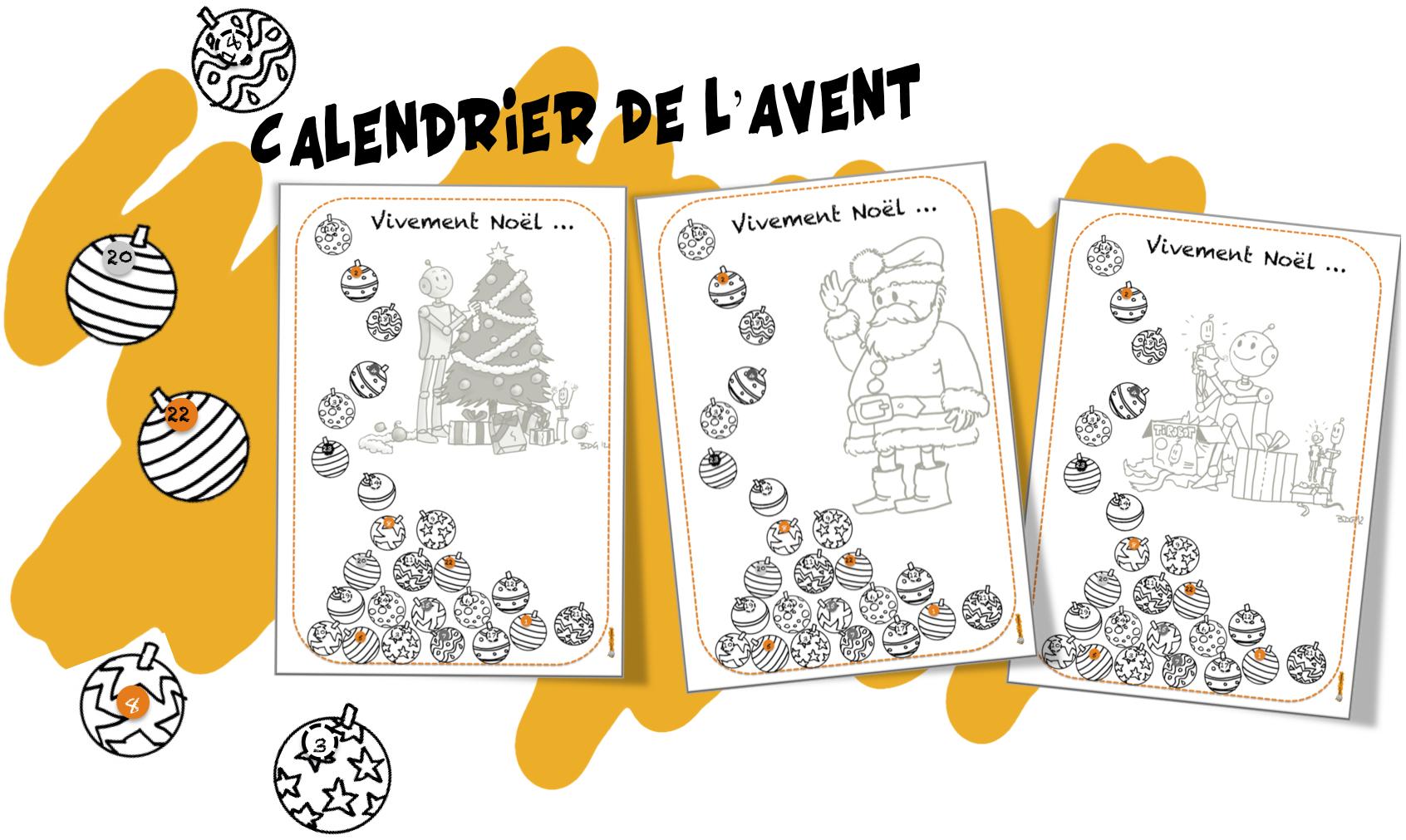 Calendrier Décriture Ce2 2022 2023 Calendrier de l'avent : vivement Noël   Bout de gomme   Bloglovin'