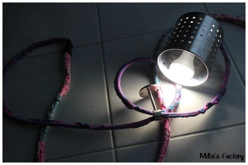 Lampe Maison !
