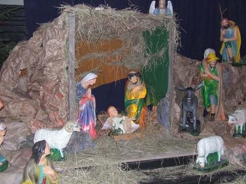 25 décembre : c'est Noël .....