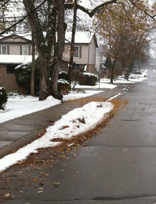 Hop ! C'est l'hiver !