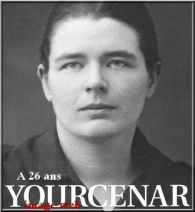 MARGUERITE YOURCENAR - PHOTOS (3)
