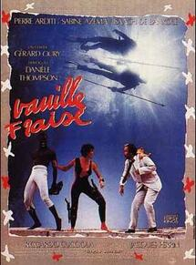 VANILLE FRAISE BOX OFFICE FRANCE 1989