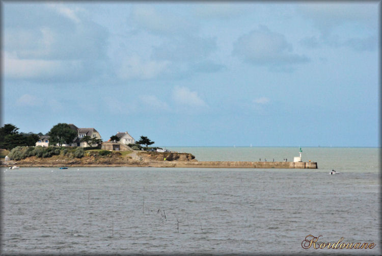 Photo de la Pointe de Pen-Bé en Loire-Atlantique