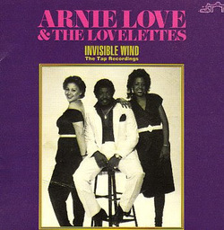 Arnie Love & The Lovelettes - Invisible Wind . The Tap Recordings - Complete CD