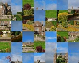 Jouer à Drummond Castle puzzle
