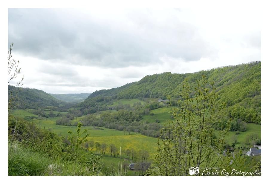 En Balade dans le Cantal - 3/4 Mai 2015