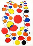 Boucles à la manière de Calder