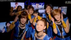 Danse shot et close-up de Be genki <Naseba Naru!>