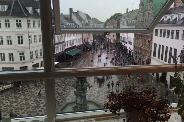Copenhague est organisée, élégante, branchée, sans oublier qu'on... (Photo Nadielle Kutlu, collaboration spéciale)