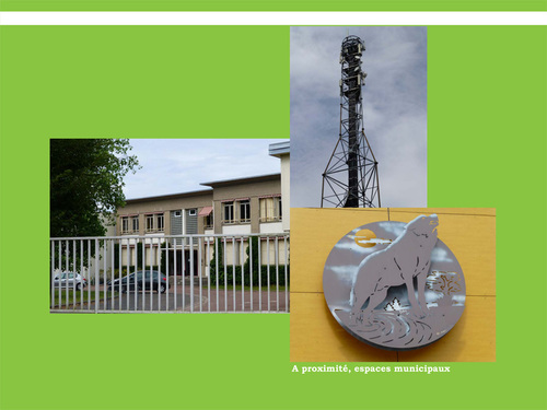 Les studios du Perray-en-Yvelines