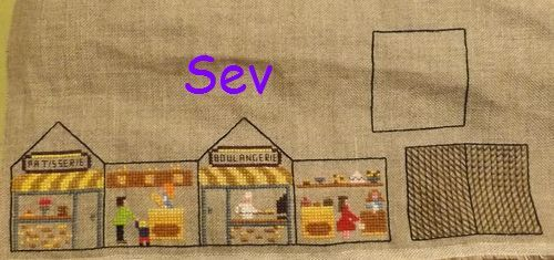 Creation d'un Village (10)- Ma Patisserie