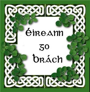 Vocabulaire: Gaëlique irlandais