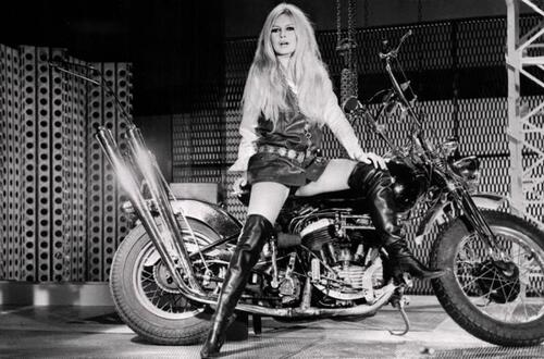 Harley Davidson----Serge Gainsbourg