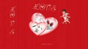 Fond d'écrans St-Valentin 1