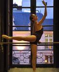 Cours de danse classique avec Ghislain de Compreignac