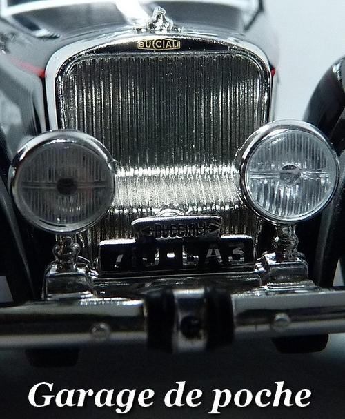 Bucciali TAV 12 Saoutchik 1932