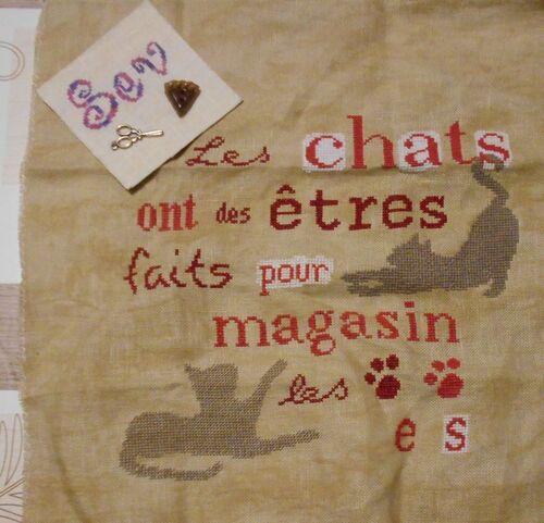 "SAL "" Les Chats"" - 12"